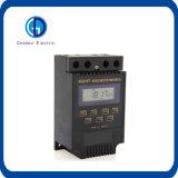 Переключатель отметчика времени рельса 220VAC 25A DIN отметчика времени Kg316t цифров Programmable для электрического прибора