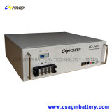 Bateria de fosfato de ferro de lítio de longa vida 12V100ah (bateria LiFePO4)