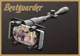 Sistema esperto da montagem do telefone do espaço do rifle