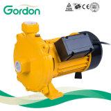 Bomba de agua centrífuga autocebante de la charca del impulsor de cobre amarillo eléctrico de la irrigación