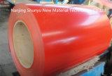 PPGI plongé chaud a enduit la bobine d'une première couche de peinture en acier galvanisée