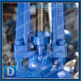 전 Didtek Pn100 Stellite 시트 GOST 12815-80. 벌레 기어를 가진 7개의 기준 플랜지 러시아 게이트 밸브