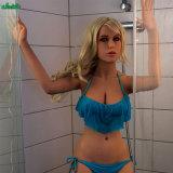 Haute qualité TPE Jarliet réalistes de sexe blonde doll sexy jouet pour les hommes