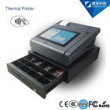 Toque em POS Leitor de Cartão Magnético máquina de pagamento com cartão de crédito