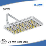 IP66 ULのセリウムのRoHS 130lm/Wの屋外300W LEDの洪水ライト
