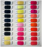 Текстиль Полиэфирная шифон Habijabi, 100 цветов, продажа пятен для одежды