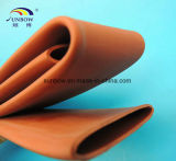 Tubo termorestringibile di protezione della sbarra collettrice nera rossa gialla per la griglia