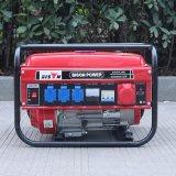 バイソン(中国) Sk8500W 2kw 6.5HPガソリン発電機の銅線のスイスのクラフトSk8500Wガソリン発電機のクラフトの発電機