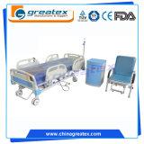Precios eléctricos alejados ajustables de la cama de hospital de la altura