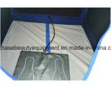 Bewegliche therapeutische Dampf-Sauna mit abnehmbarer Hauptdeckel-vollem Karosserie Detox-Gewicht Verlust