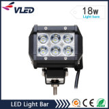 Automotive LED Light Bar, 18W LED Carro Light Offroad Outdoor
