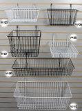 Home Storage из нержавеющей стали с покрытием из ПВХ провод сетчатой корзины