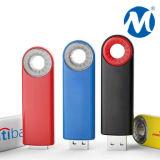 Klassisches einziehbares USB-Blitz-Laufwerk
