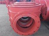 Sellette à pipe chaude H600X300, selle, manchon de taraudage, pince à sellette, Taraudage, selle de dérivation, sellettes pour tuyaux en fonte, tuyaux en fonte ductile