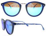 Usine en gros de Wenzhou Sunglass de lunettes de soleil de femmes de mode