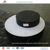 Standaarddie Elastomeric Lagers ASTM met de Plaat van het Staal (in China wordt gemaakt)