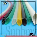 Sunbow 유연한 연약한 명확한 고무 실리콘 배관