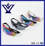 Occhiali di protezione tattici militari protettivi antipolvere di Sunglass dell'indicatore luminoso polarizzato (SYSG-630)