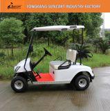 Миниая тележка гольфа, малый автомобиль гольфа, тележка гольфа 2 Seater электрическая