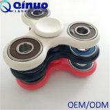 Druck-Reduzierstück-machen Tri Unruhe-Spinner-Spielzeug mit 3 Minuten Drehbeschleunigung glatt