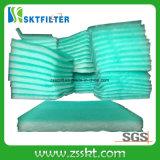 Tela unidireccional de la fibra de vidrio del filtro de media