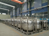 電池の企業のための1000Lタンク容器