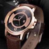 386 OEM van het embleem Horloge het Van uitstekende kwaliteit van het Kwarts van de Vervaardiging van de Fabriek van het Horloge