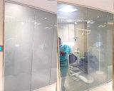 Vidro mágico esperto da divisória da privacidade do hospital ou do escritório da clínica