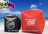 La publicité de la bouée de flottement gonflable de mer avec le logo personnalisé