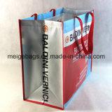 Non сплетено рекламирующ мешок, с нестандартной конструкцией и размером