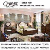 С ОДНОЙ СПАЛЬНЕЙ моды мебель деревянные кровати (В818)