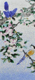 Hand-besnoeiing Onregelmatige Glas van het Ontwerp van het Beeld van het Mozaïek het Sicis Aangepaste