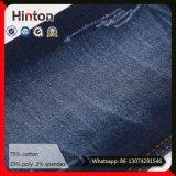 Dunkelblaues Denim-Jeans-Gewebe der Ausdehnungs-10oz für Hosen