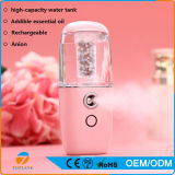 Bewegliches Anionen-Schönheits-Geräten-Gesichtsdampfer-Batterie-Sprüher-Haut-Sorgfalt