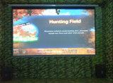 Máquina de jogo equipada com moeda de interior de alta qualidade Floresta Selva Caça Hero Shooting Fabricante