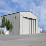 Structure de bâti en acier pour l'entrepôt et le hangar