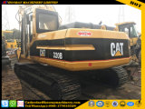 Verwendeter Gleiskettenfahrzeug-Exkavator 320b, Exkavator des Gleiskettenfahrzeug-320b, verwendeter Exkavator der Katze-320b für Verkauf