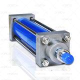 Dever claro ativo dobro do cilindro hidráulico de Rod de laço da multidão