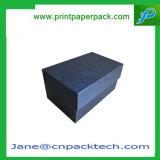 Складывать таможни магнитный & вина подарка бумаги коробки установки загерметизированных коробок тесемки коробка твердого упаковывая