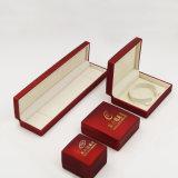 Haut de la qualité Rectangle Carré délicat boîte à bijoux (J55-E)