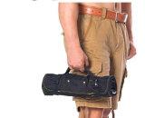 Organizador de la correa del kit del electricista de la bolsa de herramientas del almacenaje del carrete con la maneta superior