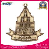Médaille courante de souvenir de sport de récompense avec la coutume votre logo
