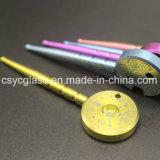 Титан DAB прибор часы титановые Dabber Domeless цвета для труб