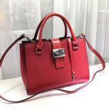 方法Emg5152の中の小さいクラッチの財布が付いている革女性のハンドバッグのショルダー・バッグ