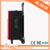 Heißer verkaufender beweglicher im FreienBluetooth Laufkatze-Lautsprecher mit SD/USB
