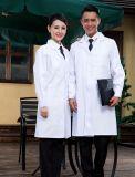 Пальто лаборатории оптовой продажи износа лаборатории стационара равномерное