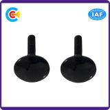 Acero al carbono/4.8/8.8/10.9 m5 de cabeza redonda personalizada palanca mecánica tornillos paso