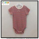 Stripe Printing Baby Wear Summer Cool Toddler Onesie