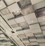 Techo falso de aluminio modificado para requisitos particulares del nuevo diseño para el interior usar