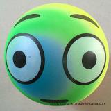 مزح حارّ يبيع قوس قزح لعبة قابل للنفخ [بفك] لعبة كرة